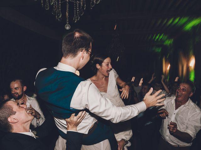 Le mariage de Maxime et Marie à Aubas, Dordogne 41