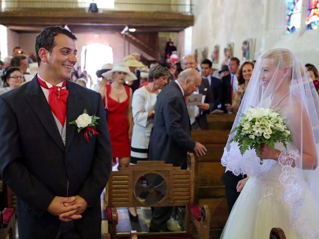 Le mariage de Charles et Viane à Champtocé-sur-Loire, Maine et Loire 8