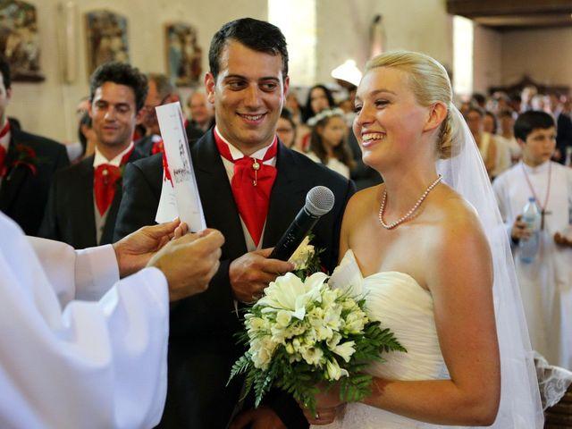 Le mariage de Charles et Viane à Champtocé-sur-Loire, Maine et Loire 11