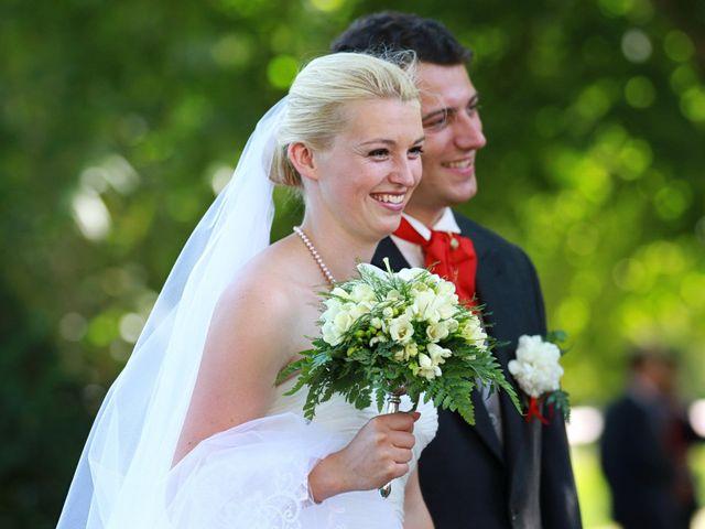 Le mariage de Charles et Viane à Champtocé-sur-Loire, Maine et Loire 14