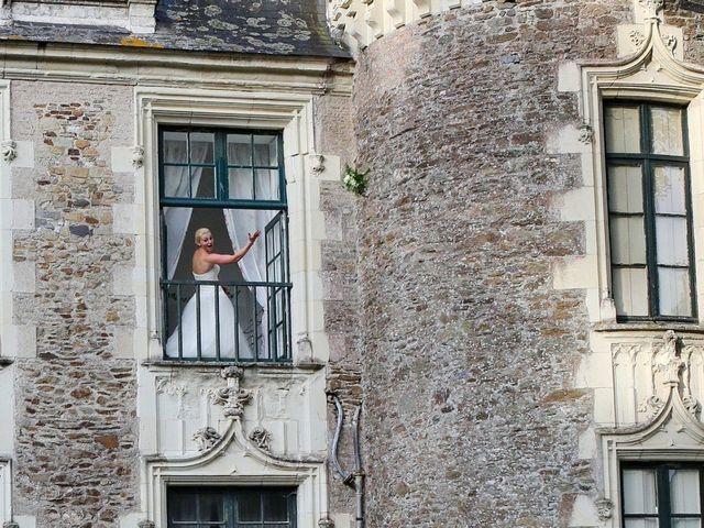 Le mariage de Charles et Viane à Champtocé-sur-Loire, Maine et Loire 19