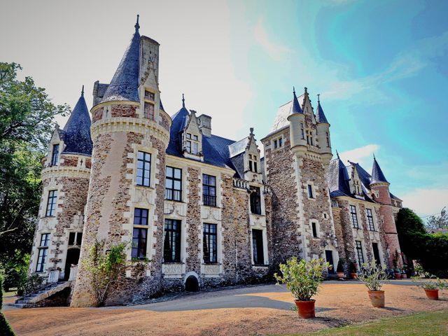 Le mariage de Charles et Viane à Champtocé-sur-Loire, Maine et Loire 20