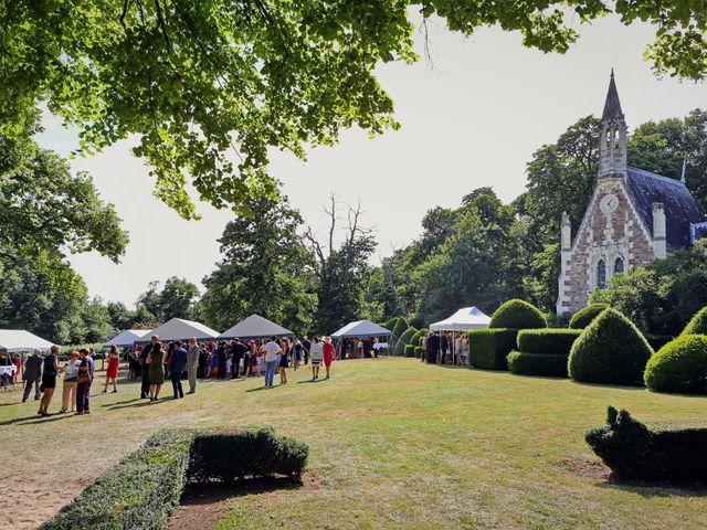 Le mariage de Charles et Viane à Champtocé-sur-Loire, Maine et Loire 21