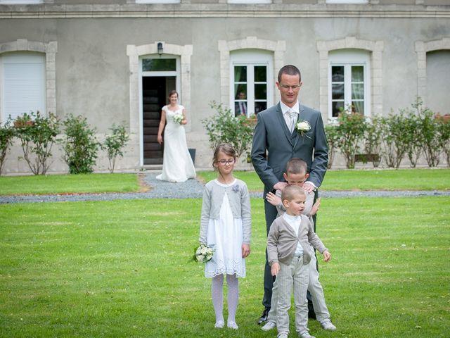 Le mariage de Mathieu et Mathilde à Saint-Romain-de-Colbosc, Seine-Maritime 1