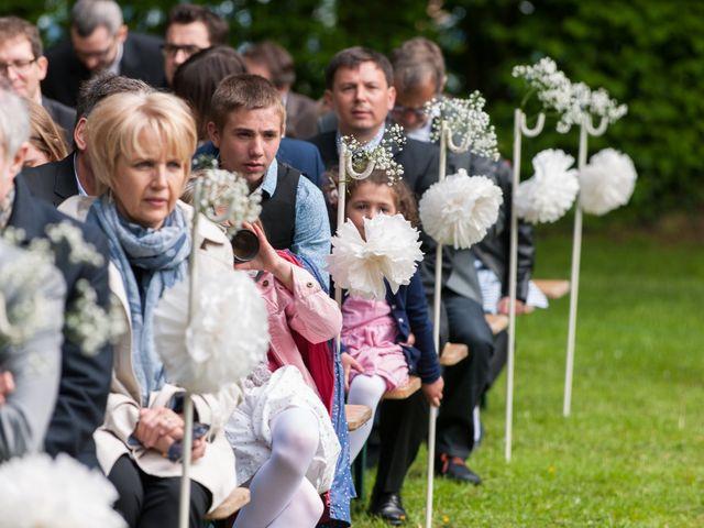 Le mariage de Mathieu et Mathilde à Saint-Romain-de-Colbosc, Seine-Maritime 42