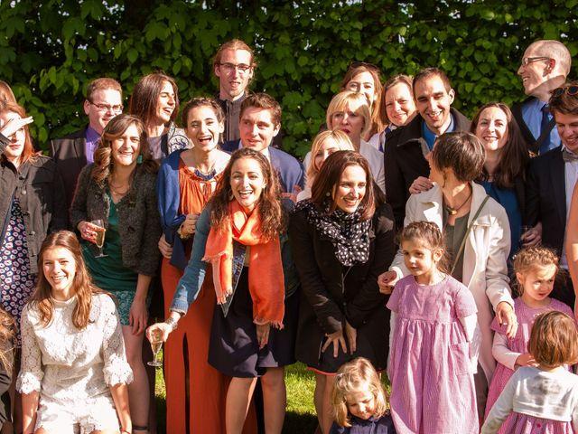 Le mariage de Mathieu et Mathilde à Saint-Romain-de-Colbosc, Seine-Maritime 76