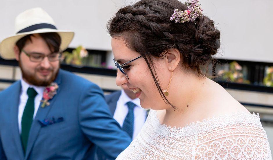 Le mariage de Gaetan et Apolline à Saint-Nazaire, Loire Atlantique
