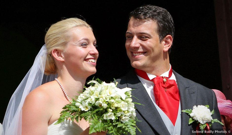 Le mariage de Charles et Viane à Champtocé-sur-Loire, Maine et Loire
