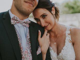 Le mariage de Coraline et Anthony