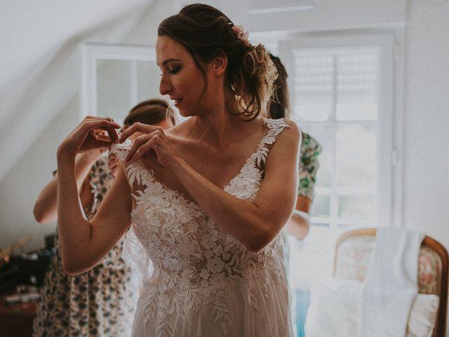 Le mariage de Anthony et Coraline à Choué, Loir-et-Cher 8