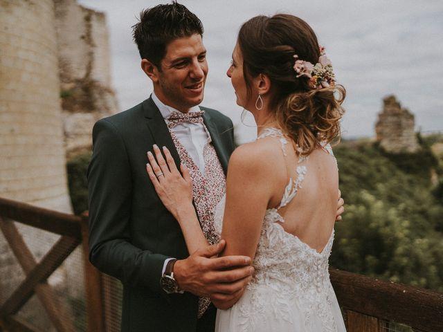 Le mariage de Anthony et Coraline à Choué, Loir-et-Cher 19