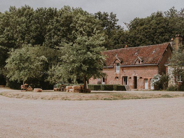 Le mariage de Anthony et Coraline à Choué, Loir-et-Cher 34