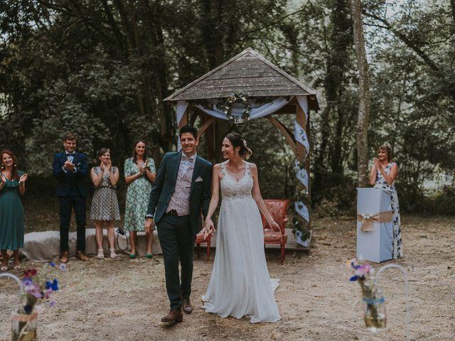 Le mariage de Anthony et Coraline à Choué, Loir-et-Cher 42