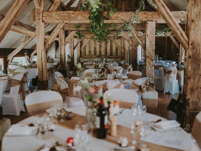 Le mariage de Anthony et Coraline à Choué, Loir-et-Cher 43