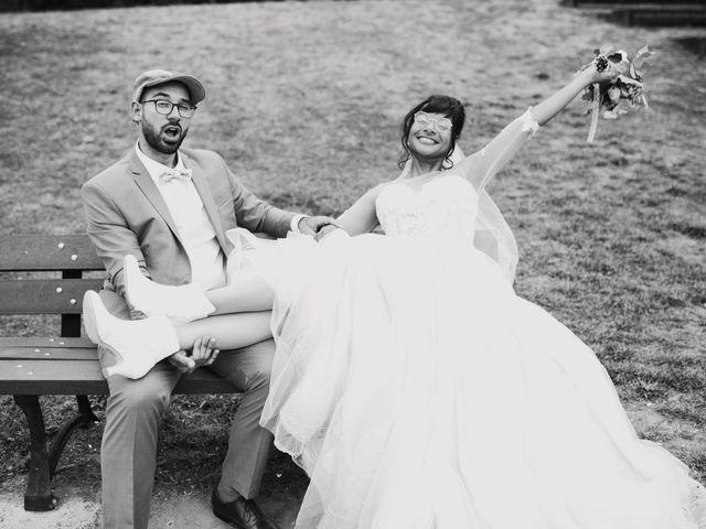 Le mariage de Angela et Adrien