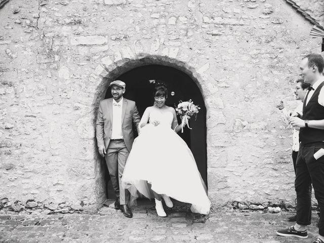 Le mariage de Adrien et Angela à Brières-les-Scellés, Essonne 10