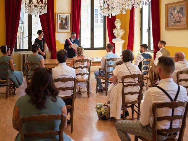 Le mariage de Tom et Marie Cécile à Sainte-Cécile-les-Vignes, Vaucluse 19