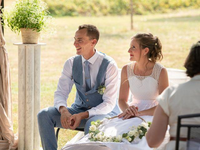 Le mariage de Tom et Marie Cécile à Sainte-Cécile-les-Vignes, Vaucluse 70