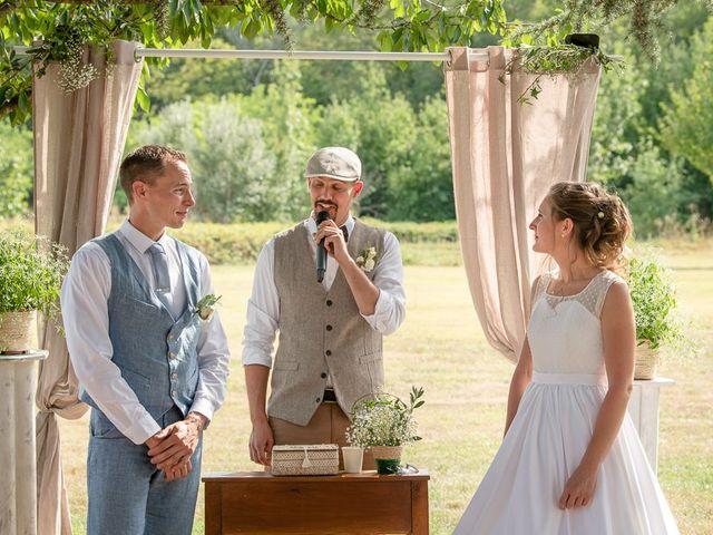 Le mariage de Tom et Marie Cécile à Sainte-Cécile-les-Vignes, Vaucluse 81