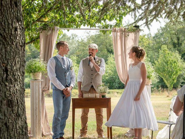 Le mariage de Tom et Marie Cécile à Sainte-Cécile-les-Vignes, Vaucluse 82