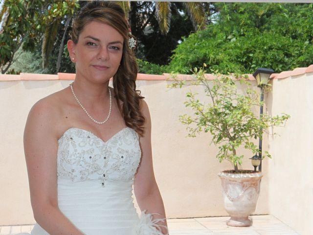 Le mariage de Sébastien et Mélanie à Uchaud, Gard 7