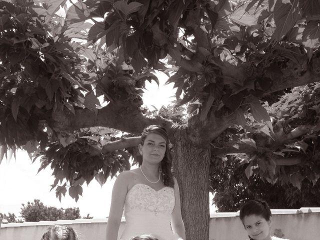 Le mariage de Sébastien et Mélanie à Uchaud, Gard 8