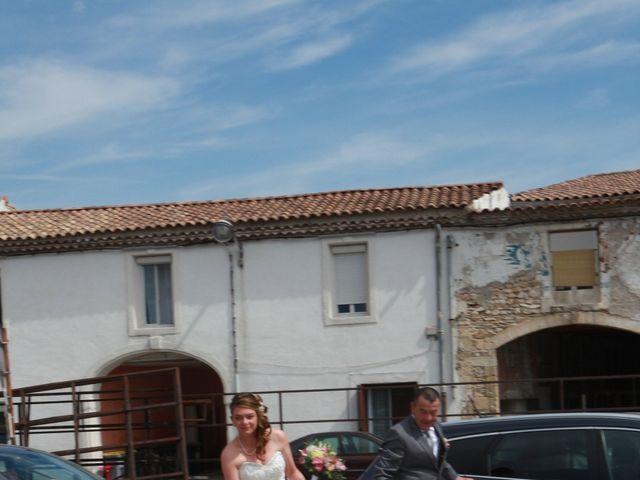 Le mariage de Sébastien et Mélanie à Uchaud, Gard 10