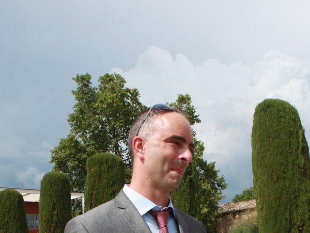 Le mariage de Sébastien et Mélanie à Uchaud, Gard 11