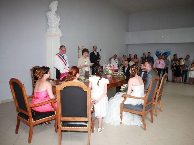 Le mariage de Sébastien et Mélanie à Uchaud, Gard 15