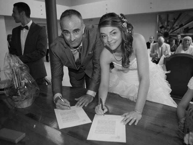 Le mariage de Sébastien et Mélanie à Uchaud, Gard 21