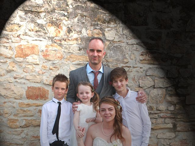Le mariage de Sébastien et Mélanie à Uchaud, Gard 27