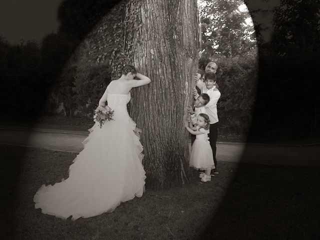Le mariage de Sébastien et Mélanie à Uchaud, Gard 29