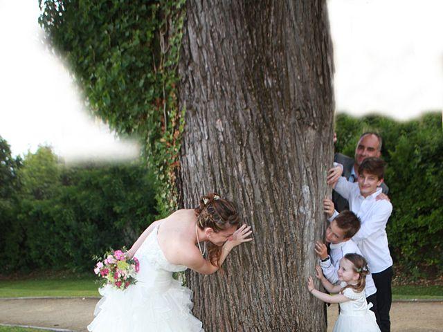 Le mariage de Sébastien et Mélanie à Uchaud, Gard 30