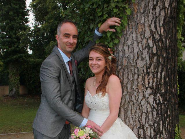 Le mariage de Sébastien et Mélanie à Uchaud, Gard 32