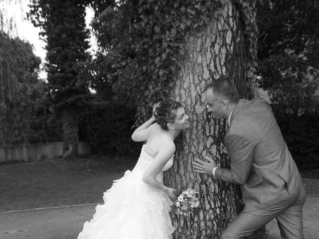 Le mariage de Sébastien et Mélanie à Uchaud, Gard 34