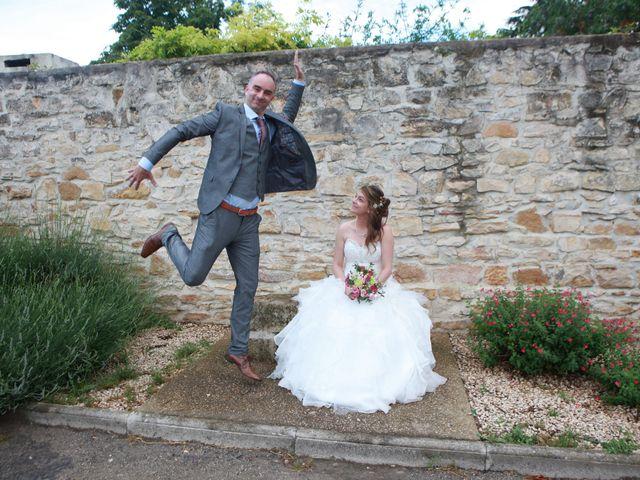 Le mariage de Sébastien et Mélanie à Uchaud, Gard 36