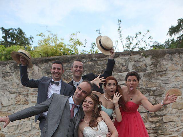 Le mariage de Sébastien et Mélanie à Uchaud, Gard 39