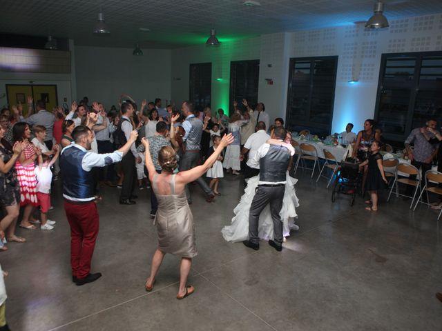 Le mariage de Sébastien et Mélanie à Uchaud, Gard 47