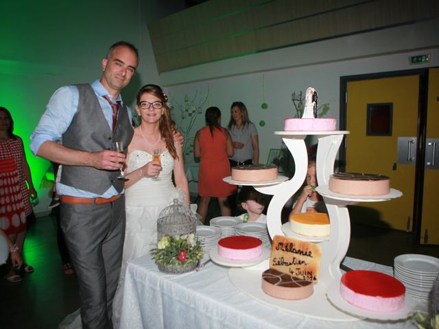 Le mariage de Sébastien et Mélanie à Uchaud, Gard 53