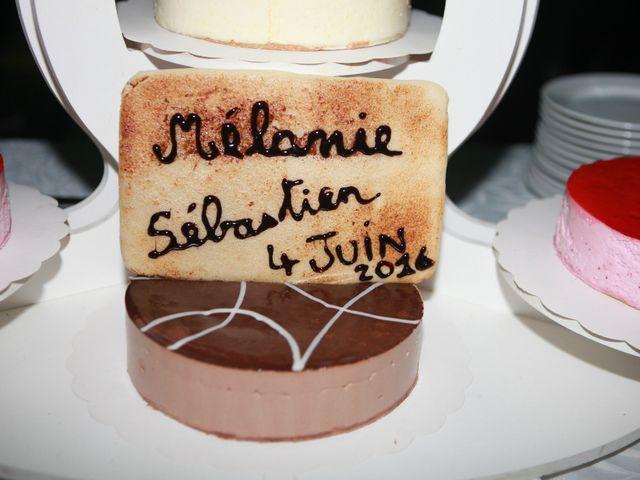 Le mariage de Sébastien et Mélanie à Uchaud, Gard 54