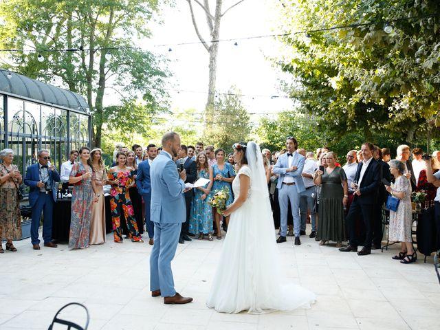 Le mariage de Victorine et Tristan