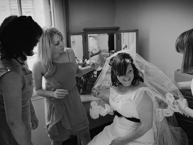 Le mariage de Marc et Adrienne à Toulon, Var 13