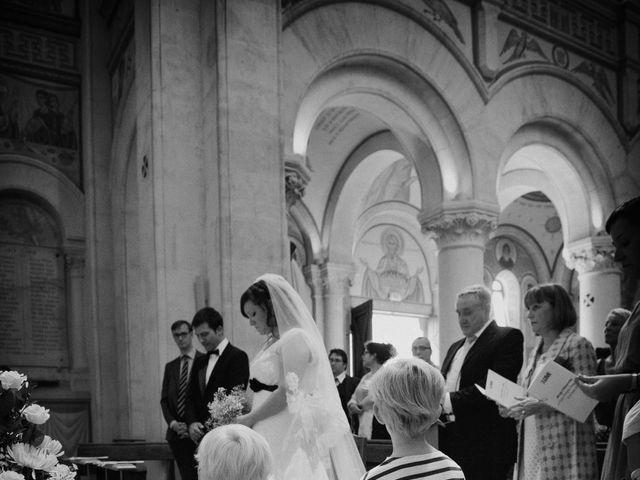 Le mariage de Marc et Adrienne à Toulon, Var 1