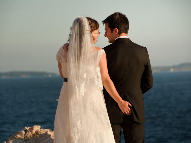 Le mariage de Marc et Adrienne à Toulon, Var 28