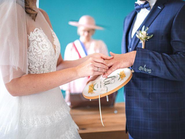 Le mariage de Sébastien et Alexia à Bouillargues, Gard 15