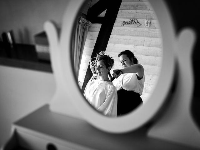 Le mariage de Florian et Pauline à Mandeville-en-Bessin, Calvados 4