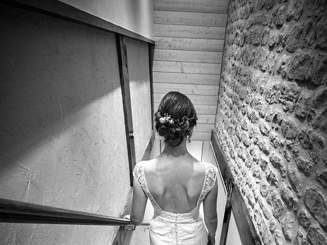 Le mariage de Florian et Pauline à Mandeville-en-Bessin, Calvados 11