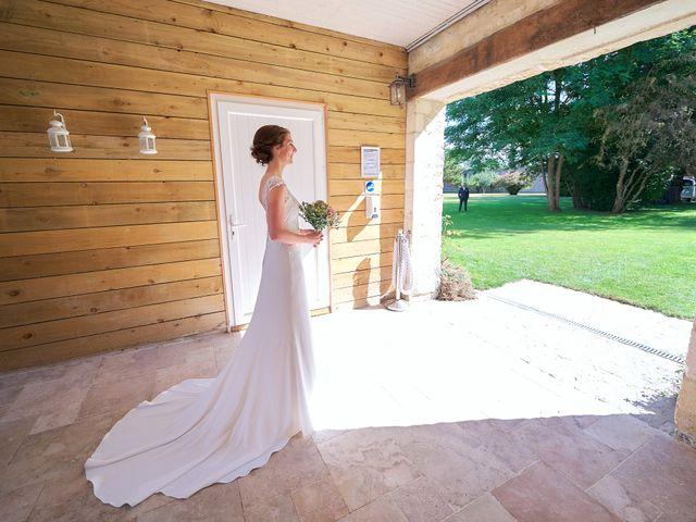 Le mariage de Florian et Pauline à Mandeville-en-Bessin, Calvados 24