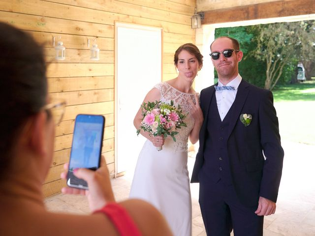 Le mariage de Florian et Pauline à Mandeville-en-Bessin, Calvados 29