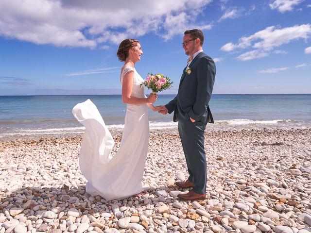 Le mariage de Florian et Pauline à Mandeville-en-Bessin, Calvados 34
